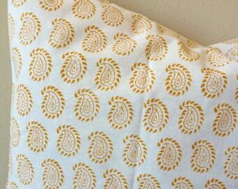 26x26 euro sham/ yellow euro sham/ decorative pillows/ cushion cover/ throw pillows / floor pillows / accent pillows/ yellow pillow cover