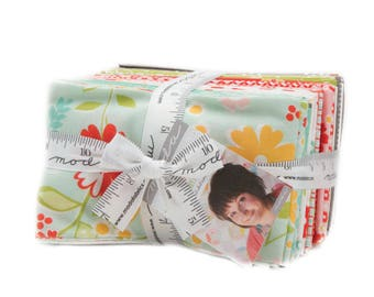 Fat 8's Bundle Fat EIGHTH Bundle FLOWER MILL Corey Yoder 36 f8's  For Moda Fabric