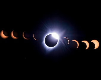 Solar Eclipse, Composite II