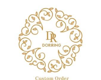 Custom order to Zach