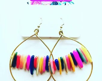 I Want Candy Earrings