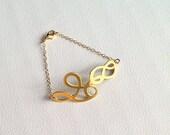 Chain Bracelet, Charm Bra...