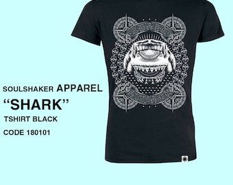 Soulshakers Shark Attack Tshirt NicePrice