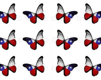 Butterfly Water-Slide Decals, Star Butterfly Wedding and Party Decals, Decorate Flame-less Candles, Soap, Glass, Home Decor, Furniture