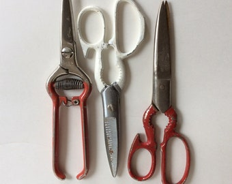 Vintage Collection of Shears