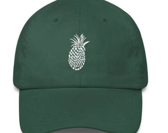 Holla Back Co. Spruce Pineapple Hat