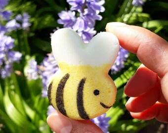Bee Bath Truffles with Shea Butter - Box of 6
