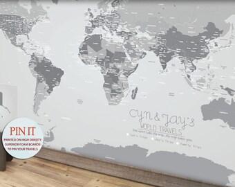 world map pinnable - Ukran.soochi.co