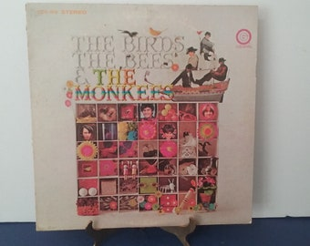 The Monkees - The Birds, The Bees & The Monkees - Circa 1968