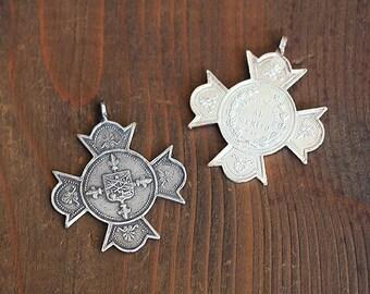 Medaille de Merite Cross of Malta Pendant
