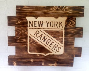 Rustic Man Cave Sign : St louis blues hockey sign wooden wall hanging man