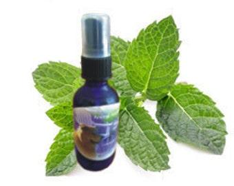 Organic Peppermint Hydrosol