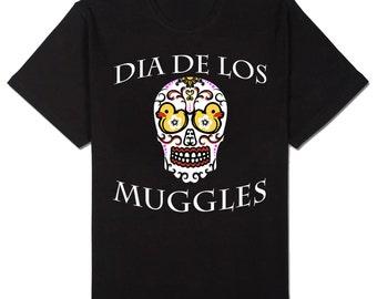 Dia De Los Muggles T-shirt