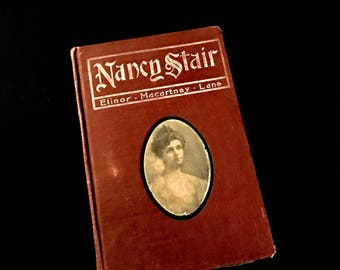 "First Edition: ""Nancy Stair"" By Elinor Lane Macartney 1904          GC2740"