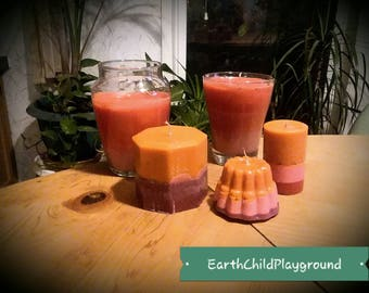 Recycled Hemp Candles