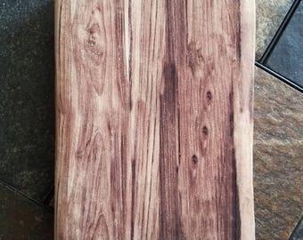 Big Book Cover - AA - Timber