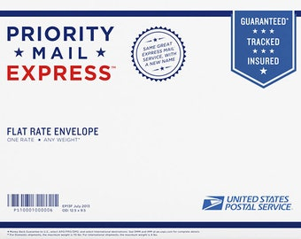 Express shipping upgrade.