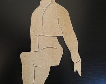 Knee - Rico Design # 07865.00.00 dancer