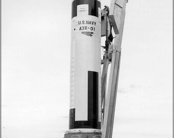 Poster, Many Sizes Available; Ugm-27 Polaris A-3 Missile