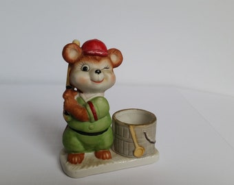 Jasco Little Luvkins Baseball Bear