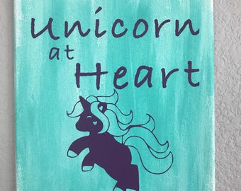 Unicorn at heart