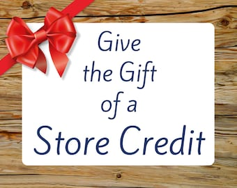 Shop Gift Card, Store Gift Card, Store Credit, Shop Gift Certificate, Store Gift Certificate, Gift Card, Gift Certificate, Shop Credit, Card
