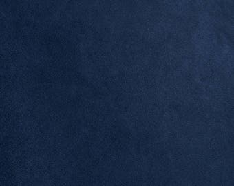 Navy Cuddle Minky from Shannon Fabrics