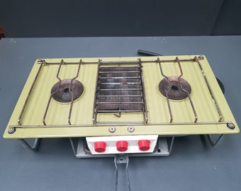 Vimtage 1970s Gas Camping Stove