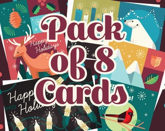 Holiday Card Combo Pack!