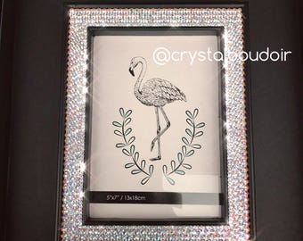 Crystal Bling Photo Frame