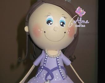 Princess Sofia Fofucha or centerpiece