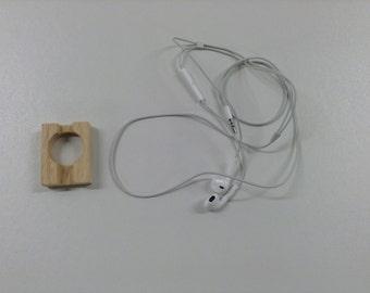 Enrouleur Rangement oreillette câble écouteurs iPhone iPad iPod Apple