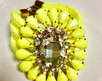 Brilliant Neon bracelet