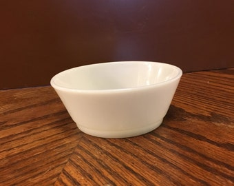 1960's Fire King Cereal Bowl
