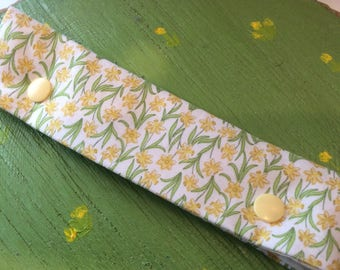 Daffodils dpn holder cosy