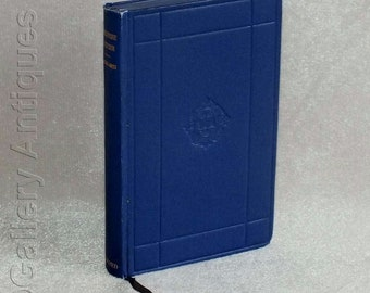 Vintage Shakespeare Criticism A Selection with an Introduction by D Nichol Smith 1944 Hardback Book - The World Classics