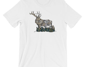 Mechanic Elk T-Shirt