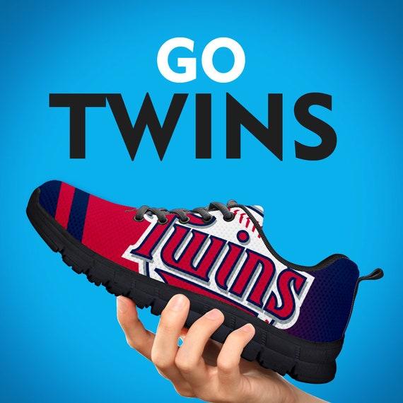Trainers Womens Sizes Baseball Twins Kids Fan Black Minnesota Running Mens Gift Sneakers Shoes Fans Custom Collector Sole 874wqxwOz