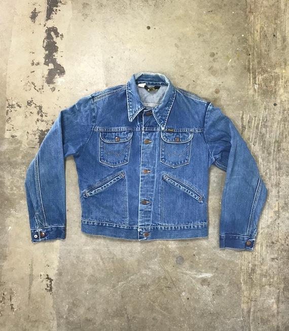 70s Wrangler Denim Jacket