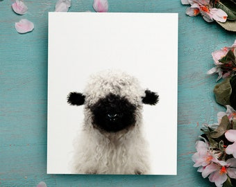 Baby animal prints, Lamb print PRINTABLE art, Nursery decor, Animal art, Baby animals, Nursery wall art, Kids art, Farm animals, Nursery art