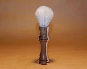 Walnut / Maple Shave Brush