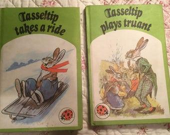 Vintage Ladybird Books Tassletip