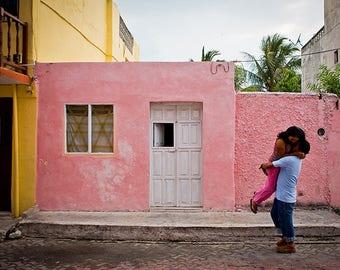 Travel Photography Print - Love, Isla Mujeres, Mexico