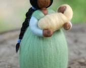 Mom, wool fairytale inspi...