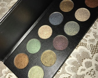 Everyday Earth Tones Neutral Eyeshadow palette