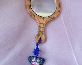 PSB-G06: Peach Vanity Mirror