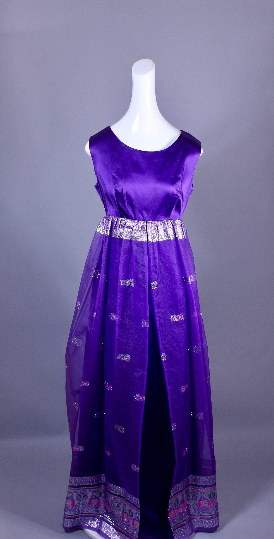 I Dream of Genie 1960s Cocktail Dress