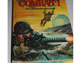 Combat! Children's Book 1966 - Based on TV Series