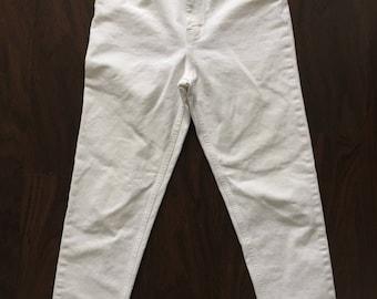 Vintage Calvin Klein High Waist Mom Jeans 90's