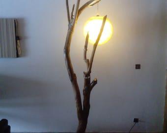 """Moon light"" lamp"